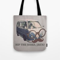 Hip The Road, Jack! Tote Bag