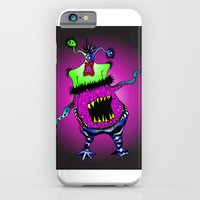 iPhone & iPod Case featuring Third Eye by MysticMonk