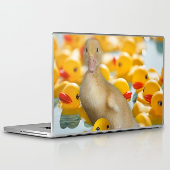 The real deal... Laptop & iPad Skin