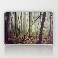 Out In The Woods Today Laptop & iPad Skin