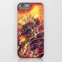Butterfly Lights iPhone 6 Slim Case