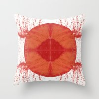 Sunday bloody sunday Throw Pillow