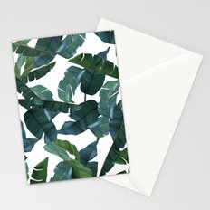 Banana Leaf Decor #society6 #decor #buyart Stationery Cards
