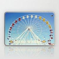 Grand Wheel at the Fair Laptop & iPad Skin