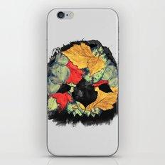 Death of Autumn iPhone & iPod Skin