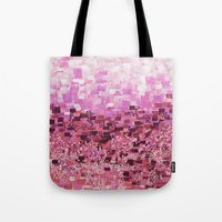 :: Pink Compote :: Tote Bag
