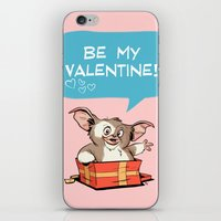 Valentine's Card iPhone & iPod Skin