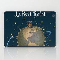 Le Petit Robot iPad Case