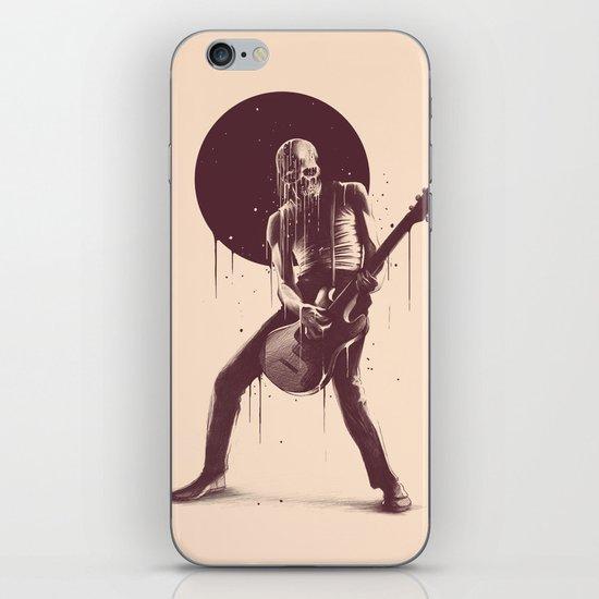 Face Melting iPhone & iPod Skin