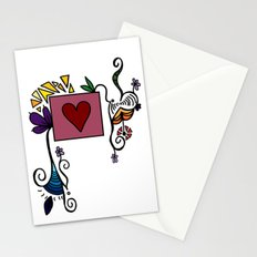 Love Grows, Baby Stationery Cards