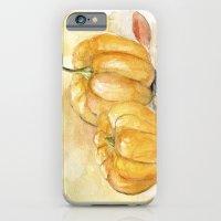 Mini Pumpkins II iPhone 6 Slim Case