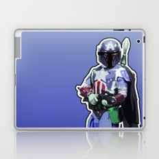 Captain Fett Laptop & iPad Skin