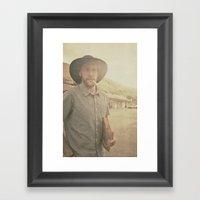 Jack Rose Framed Art Print
