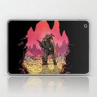 WonderCraft - Guest Artist: JunkBoy Laptop & iPad Skin