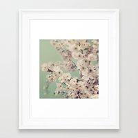 Spring Daydream Framed Art Print