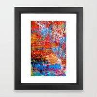 Loaded Framed Art Print