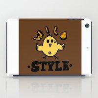 wild style iPad Case
