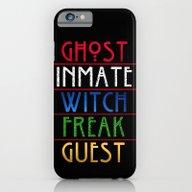 The Seasons Of Horror iPhone 6 Slim Case
