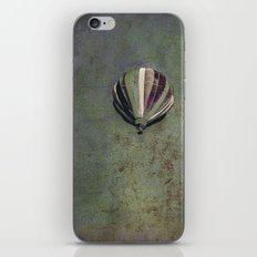 earth + sky iPhone & iPod Skin