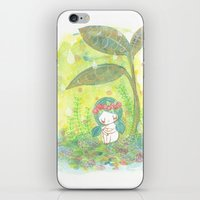 Remember To Breathe iPhone & iPod Skin