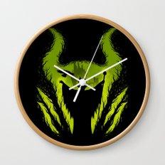 The Evil Fairy Wall Clock