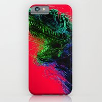 iPhone & iPod Case featuring Killing machine  by barmalisiRTB