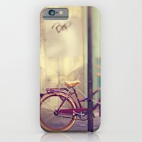 iPhone & iPod Case featuring New Orleans Bicycle by Briole Photography
