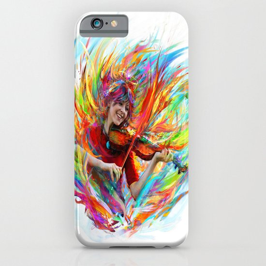 Lindsey Stirling iPhone & iPod Case