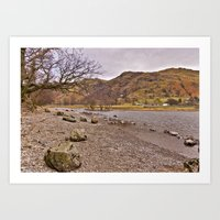 Brother's Water - Lake District Art Print