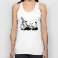 The Band Unisex Tank Top