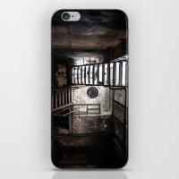 industrial ruins III. iPhone & iPod Skin
