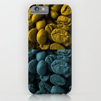 iPhone & iPod Case featuring coffee...you can sleep when you're dead by Li9z