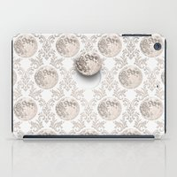 In which the moon frees itself  iPad Case