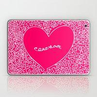 Crazylove Laptop & iPad Skin