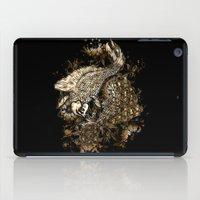 GOLDEN PISCES iPad Case