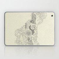 The Fertile Land In One'… Laptop & iPad Skin