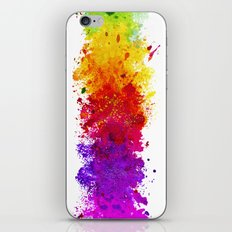 Color me blind iPhone & iPod Skin