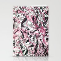 FOILED {PINK} Stationery Cards
