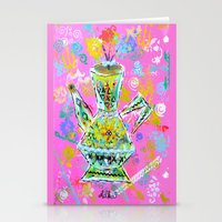 COSMO POT II. Stationery Cards