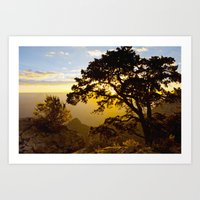 Grand Canyon Sunrise Art Print