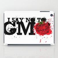 Graffiti Typographic Pri… iPad Case