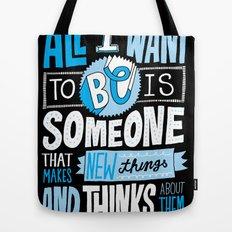 Making and Thinking Tote Bag