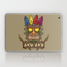 Aku-Aku (Crash Bandicoot… Laptop & iPad Skin
