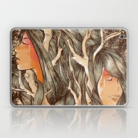 Tears Of The Keeper Laptop & iPad Skin
