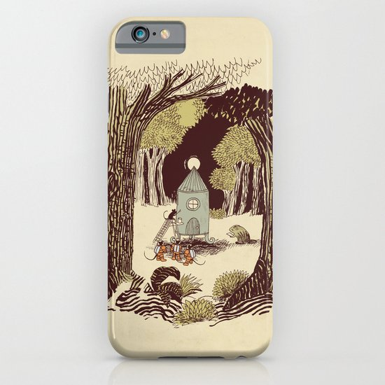 In the Clearing iPhone & iPod Case