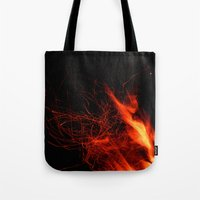 Éclaboussures De Lumiè… Tote Bag