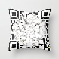 You will never know Throw Pillow