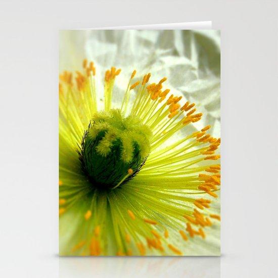 Poppy Stationery Card