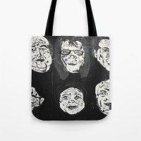 Mi Familia Tote Bag