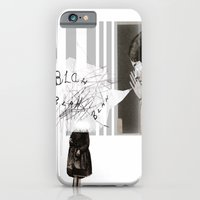 iPhone & iPod Case featuring WHITEOUT: Poisoning  by Rachael Shankman
